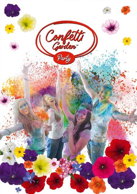 Confetti Garden Party